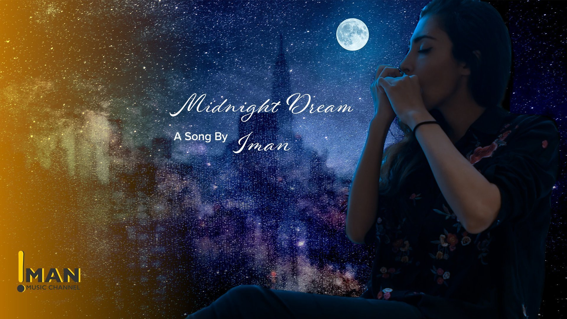 Midnight Dream by Iman RP - Guitar and Harmonica