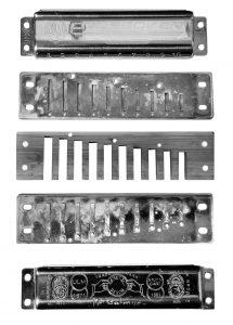 Diatonic-harmonica-parts